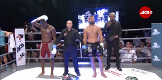 ACB KB-16 - Fight Results