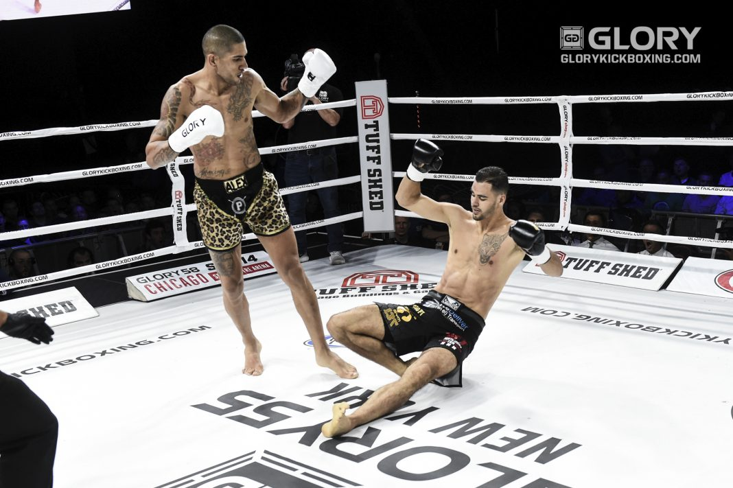Glory 55 – Fight Results