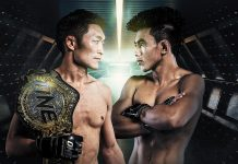 ONE Championship: Conquest Of Heroes – Fight Card