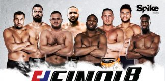 World Fighting League: Final 8 - Fight Card