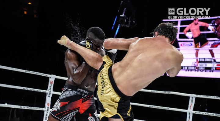 Glory 56 – Fight Results