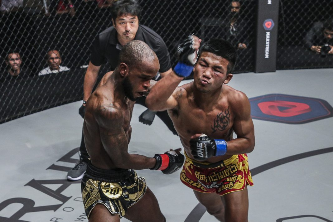 ONE Championship: Conquest Of Heroes – Fight Results