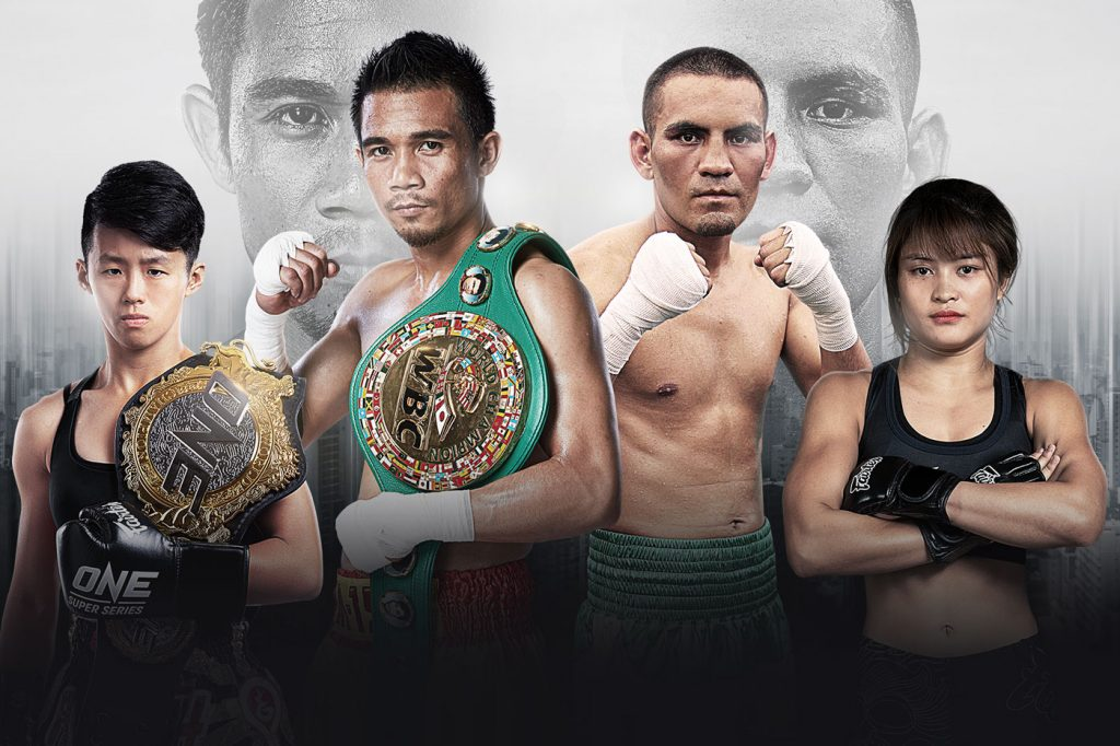 ONE Championship: Kingdom Of Heroes – Fight Card