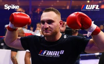 World Fighting League: Final 8 - Fight Results