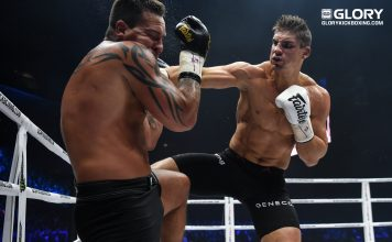 Glory 59 Results