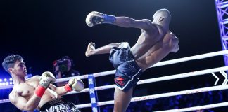 Kunlun Fight 76 – Fight Results