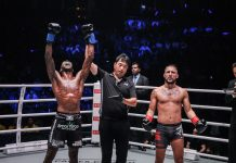 ONE Championship: Kingdom Of Heroes – Fight Results