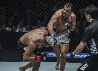 ONE Championship: Pursuit Of Greatness Results