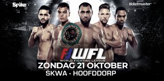 World Fighting League