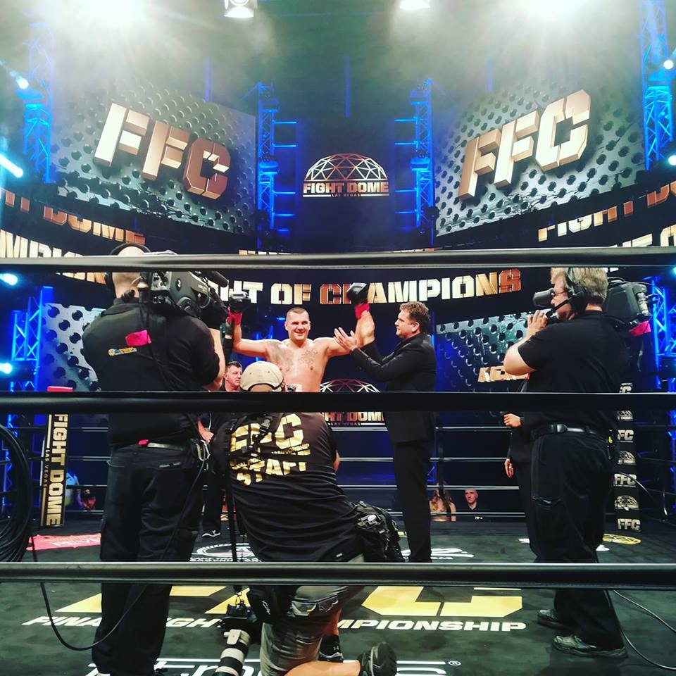 Final Fight Championship 31 Results