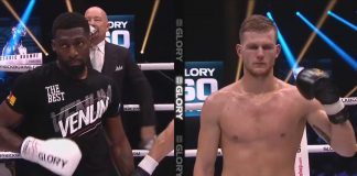 Glory 60 Results