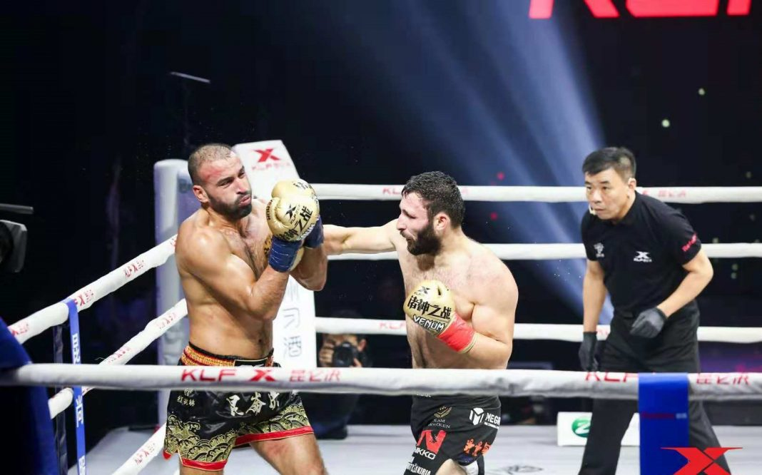 Kunlun Fight 77 Results