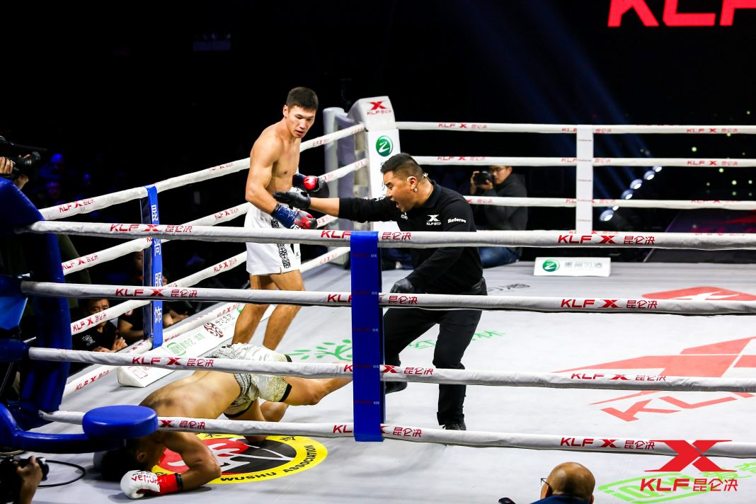 Kunlun Fight 78 Results