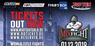 Mix Fight Championship 25