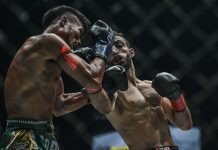 ONE Championship: Heart Of The Lion results