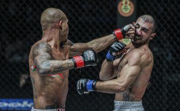 ONE Championship: Conquest Of Champions results