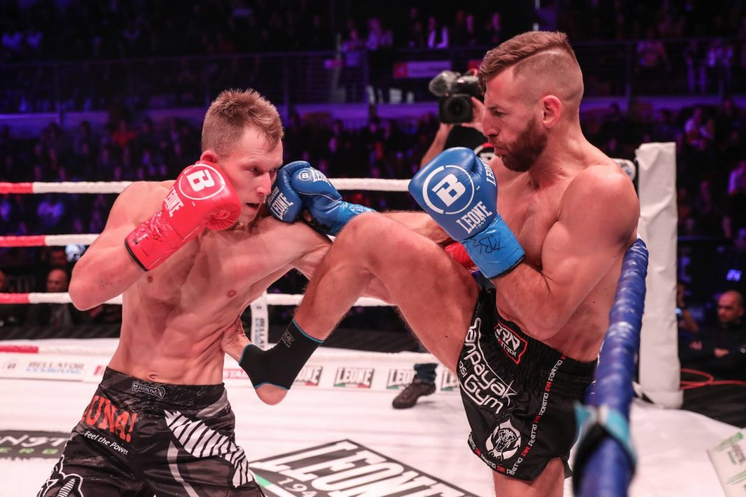 Bellator Kickboxing 11 results