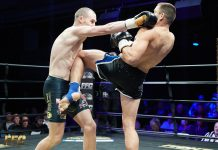 Final Fight Championship 33 results