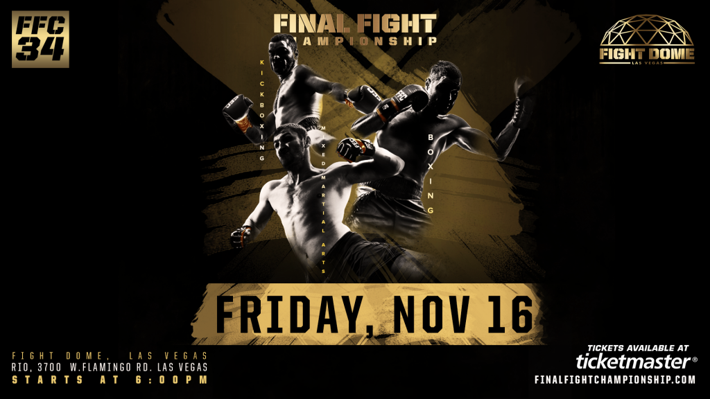 Final Fight Championship 34
