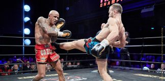 Final Fight Championship 34 results