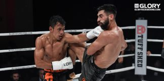 Glory 61 Results