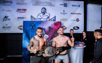 Mix Fight Championship 25 results