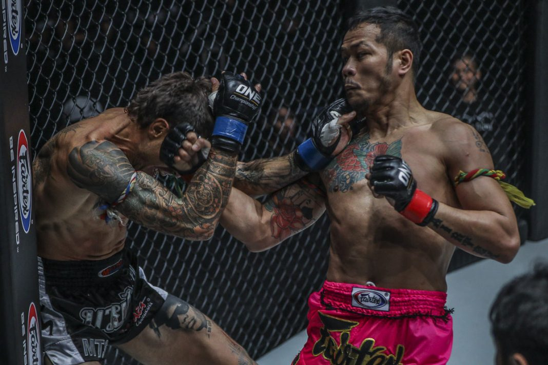 ONE Championship: Destiny Of Champions Results