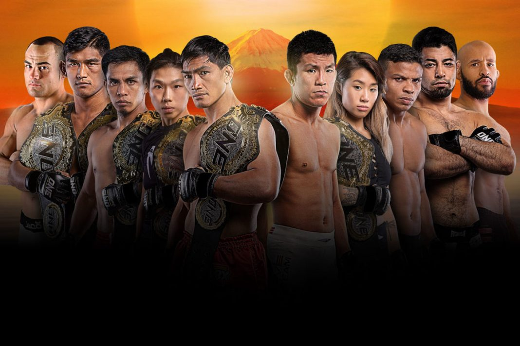 ONE Championship A New Era