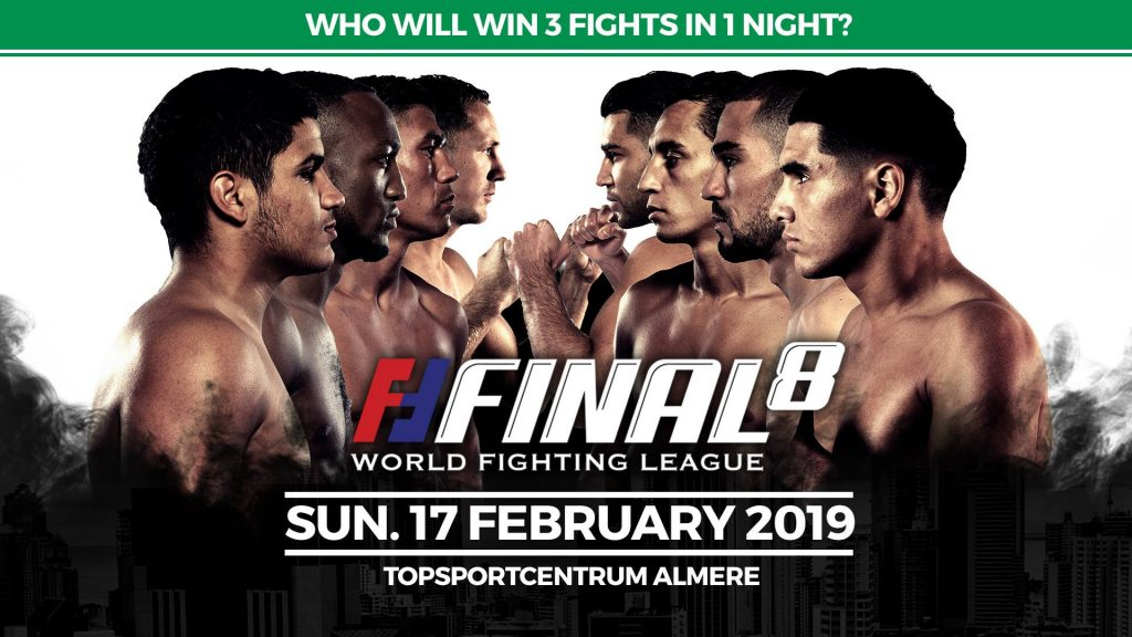 World Fighting League: Final 8