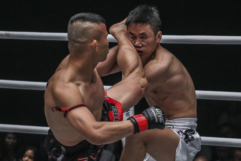 ONE Championship: Clash Of Legends Results