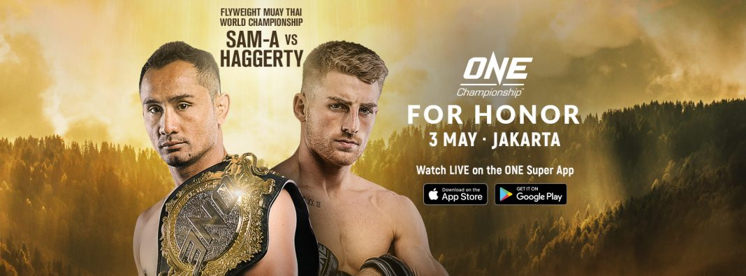ONE Championship: For Honor
