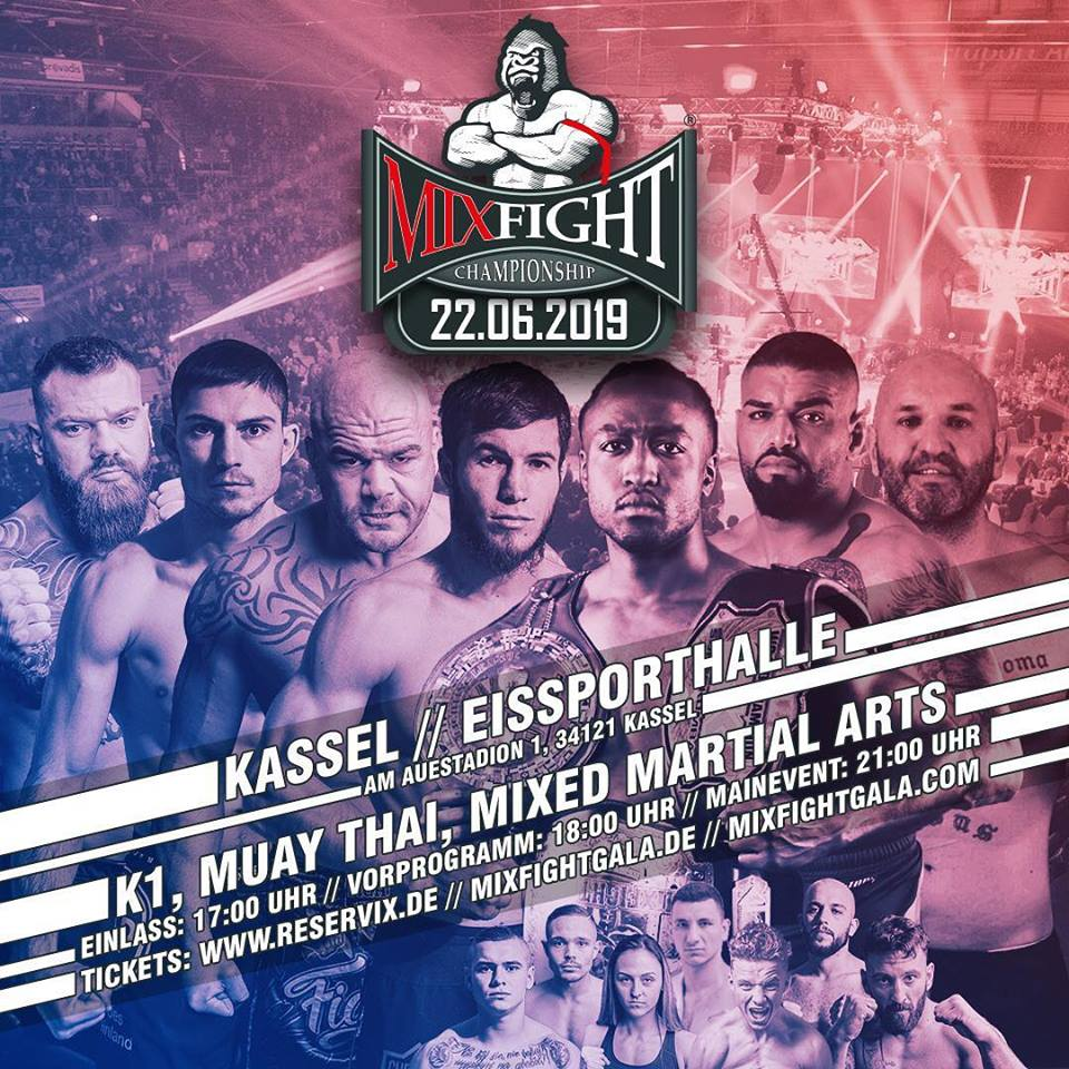 Mix Fight Championship 26