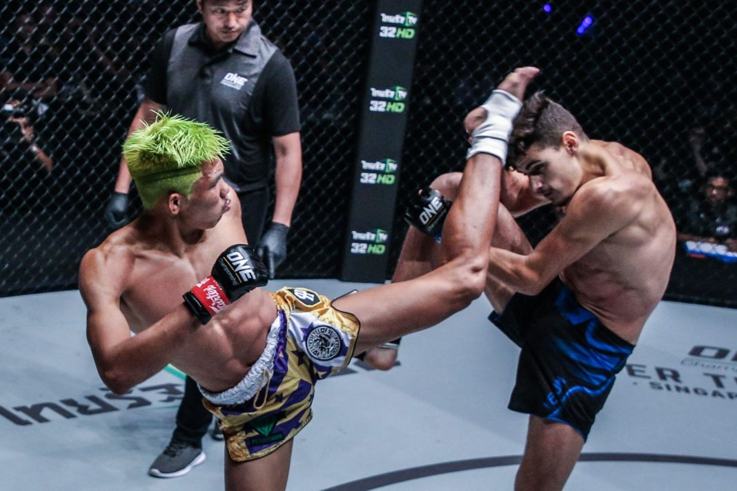 ONE Championship: Warriors Of Light results