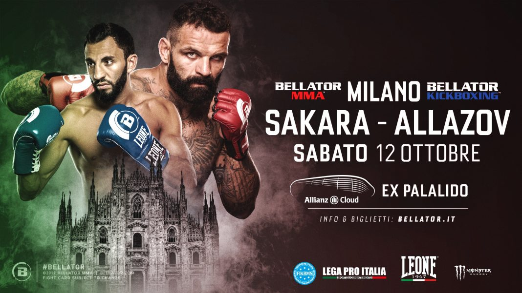Bellator Kickboxing 12