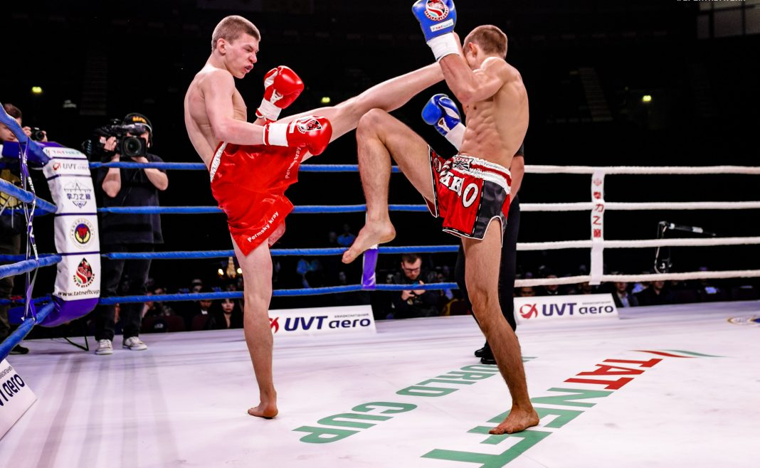 Tatneft Cup Kickboxing 2019: 1/8 Finals (2) results