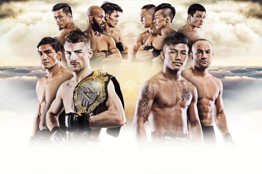 ONE Championship Dawn Of Heroes