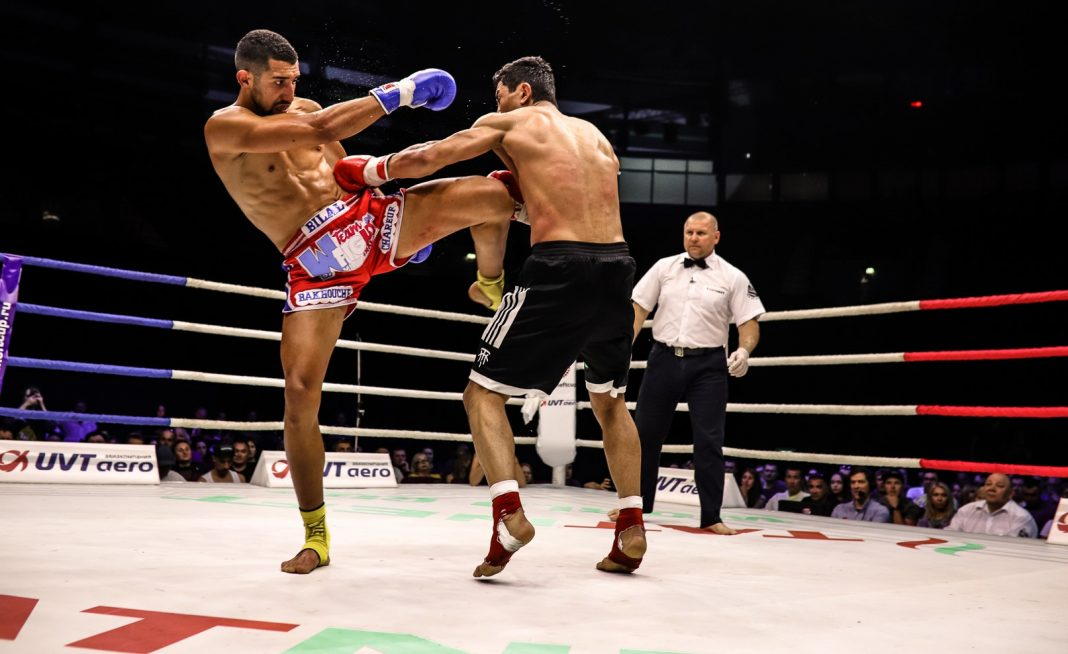 Tatneft Cup Kickboxing 2019: 1/8 Finals (4) Results