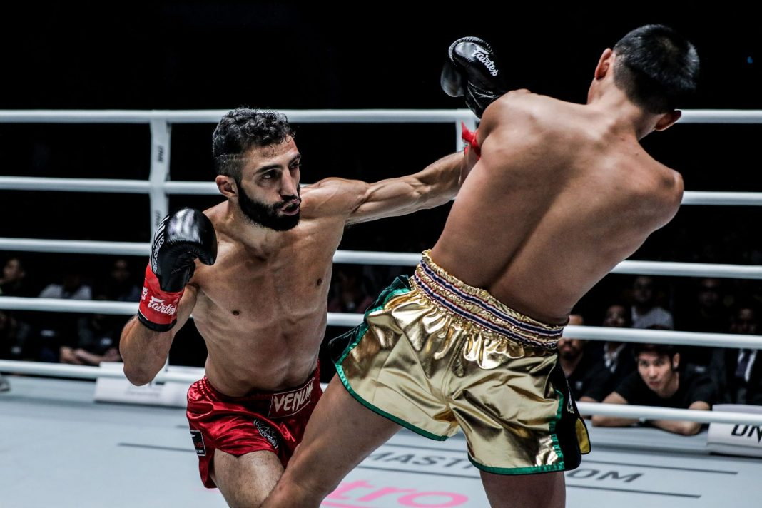 ONE Championship: Masters Of Destiny Results