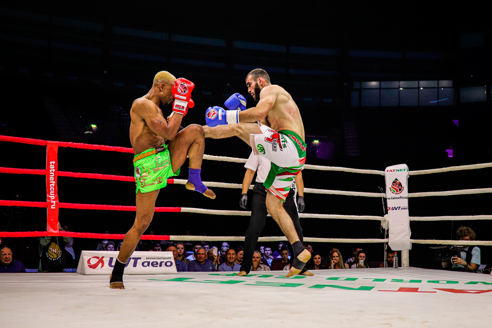 Tatneft Cup Kickboxing 2019: 1/4 Finals (1) results