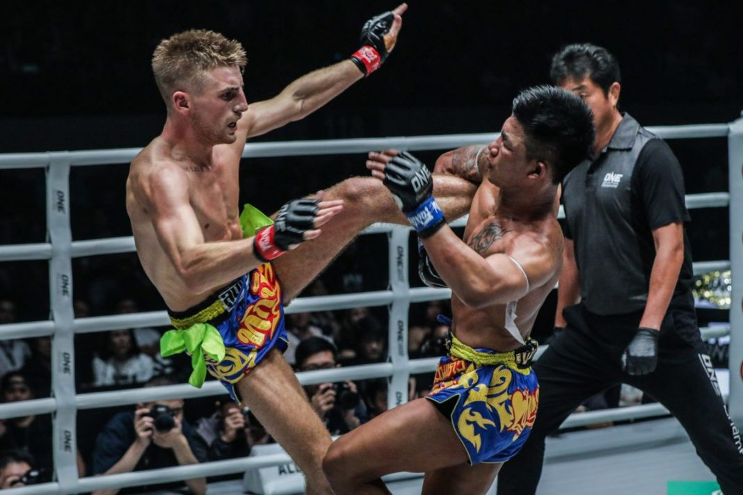 ONE Championship Dawn Of Heroes Results
