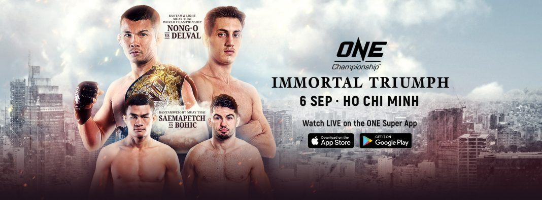ONE Championship: Immortal Triumph