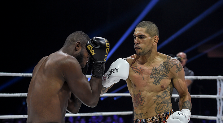 Glory 68 Results