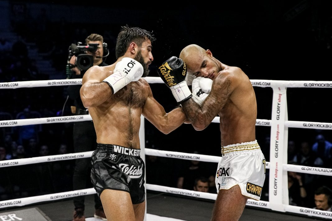 Glory 69 Results