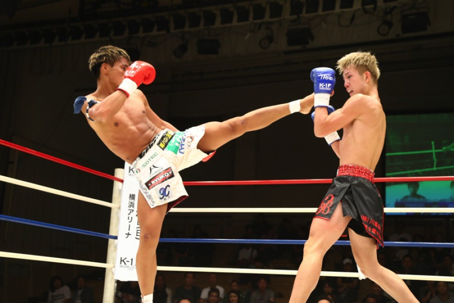 K-1 Krush Fight 106