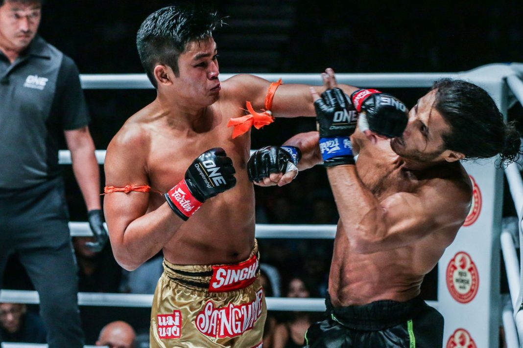 ONE Championship: Masters Of Fate Results