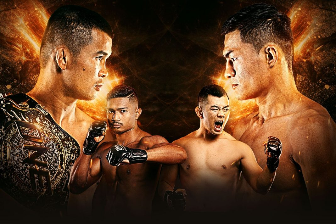 ONE Championship: Edge Of Greatness