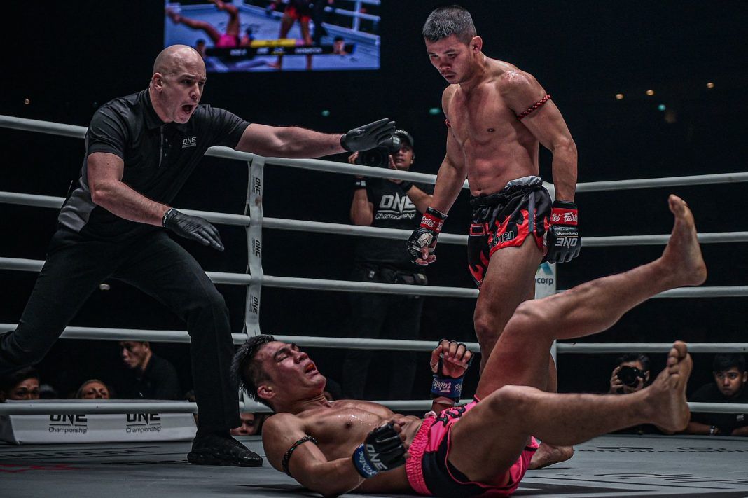 ONE Championship: Edge Of Greatness Results