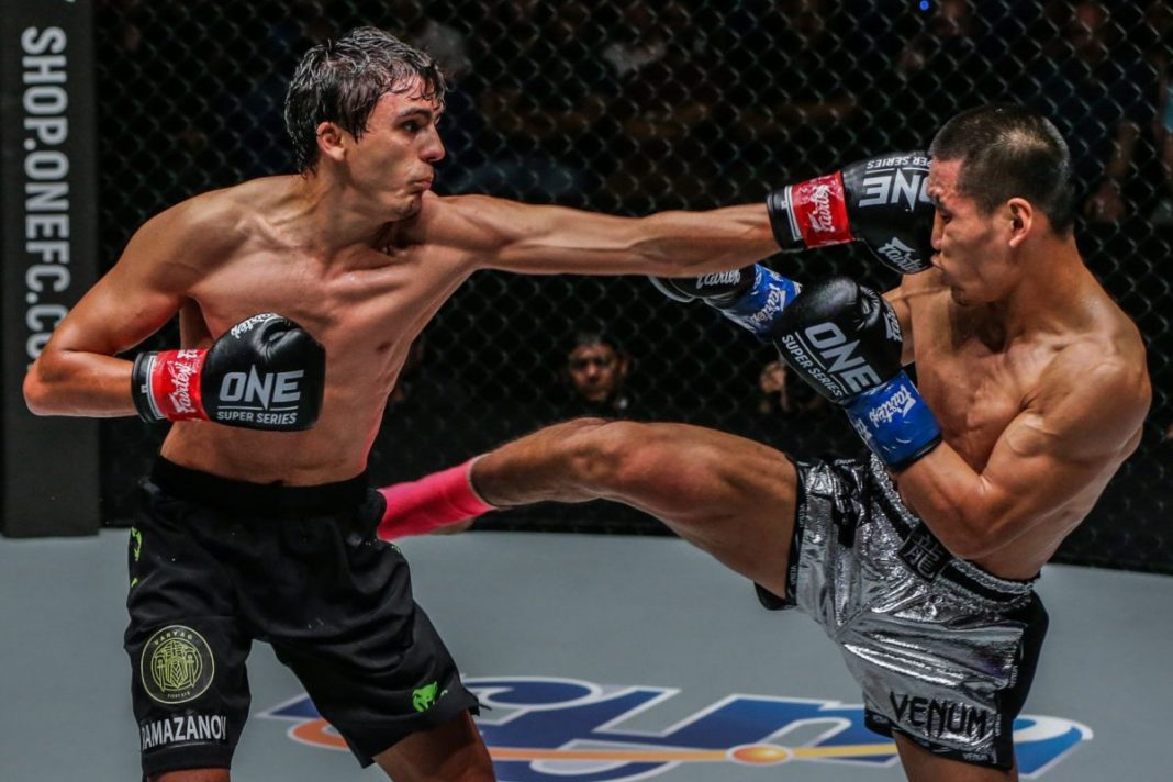 ONE Championship: Mark Of Greatness Results