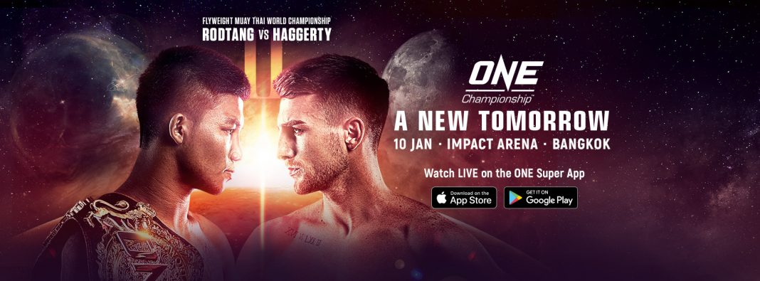 ONE Championship: A New Tomorrow