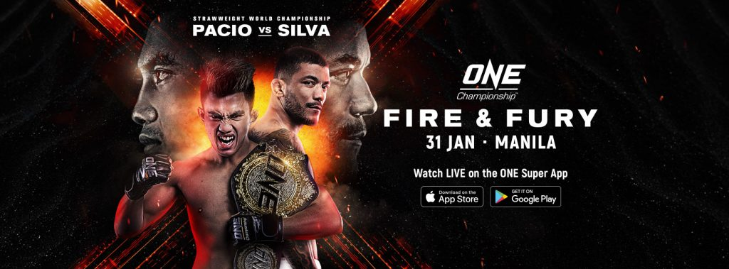 ONE Championship: Fire & Fury